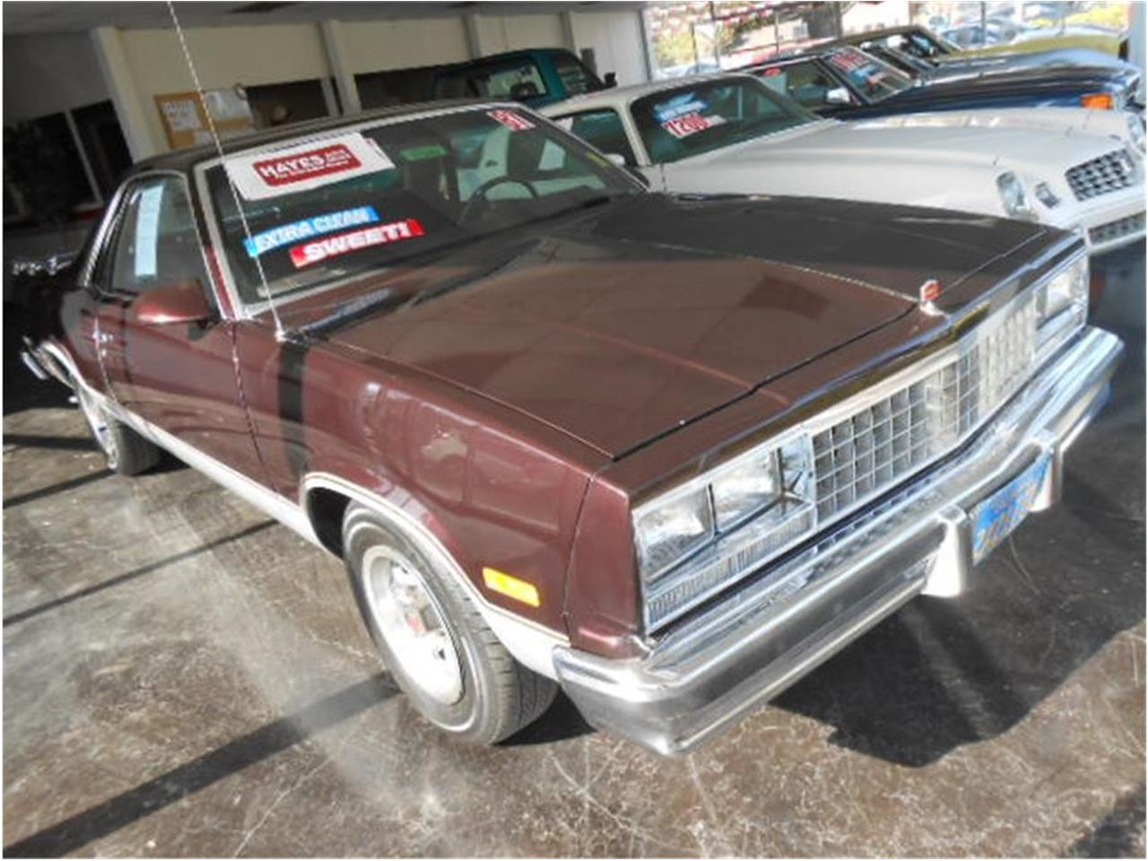 Large Picture of 1987 El Camino located in Roseville California Offered by Hayes Classics - PE3P