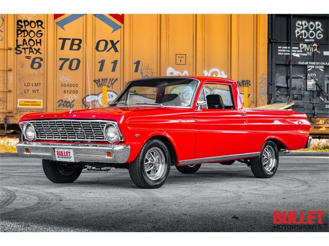 Picture of Classic 1965 Ranchero located in Fort Lauderdale Florida Offered by  - PE4K