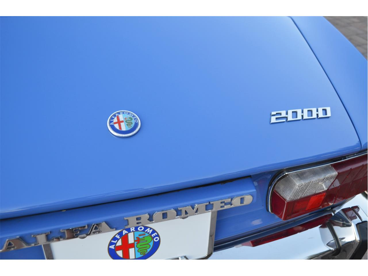 Large Picture of 1974 2000 GT located in Chandler  Arizona Offered by European Motor Studio - PE4O