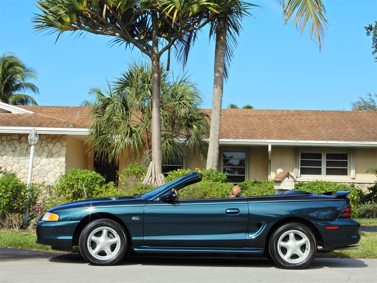 1994 Ford Mustang Gt For Sale Classiccars Com Cc 1184720
