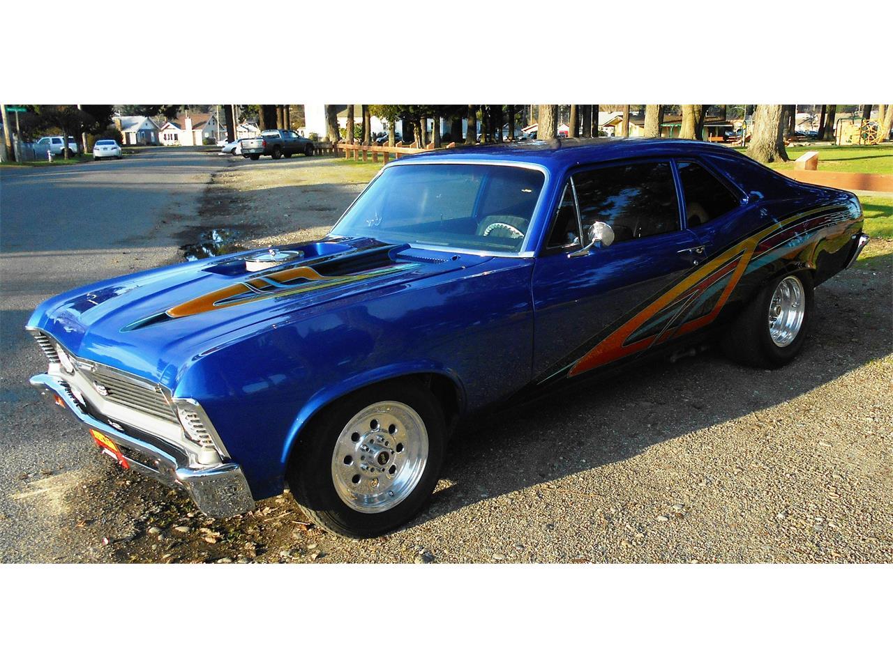 For Sale 1969 Chevrolet Nova In Tacoma Washington