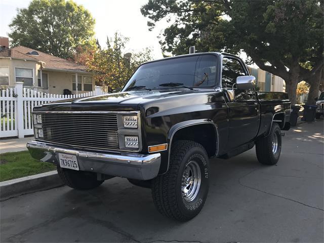 Picture of 1984 Chevrolet C10 located in California - $16,000.00 - PE5D