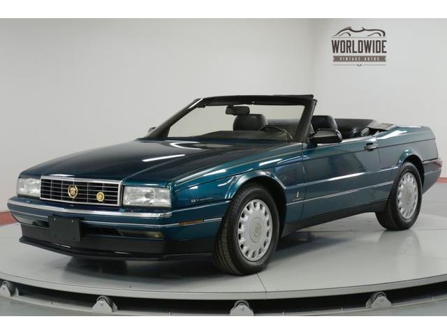 Picture of 1993 Cadillac Allante located in Colorado - $22,900.00 Offered by  - PE5N