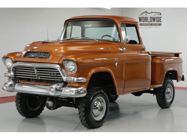 Picture of Classic 1957 GMC 100 located in Denver  Colorado Offered by  - PE5P