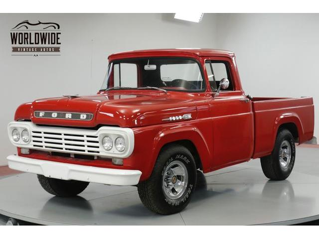 Picture of '58 F100 - PE5R
