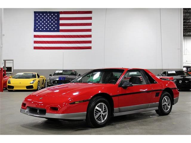 Picture of '85 Fiero - PE5X