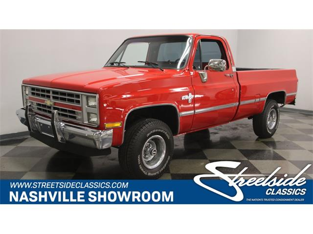 Picture of '77 Chevrolet K-10 Offered by  - PE69