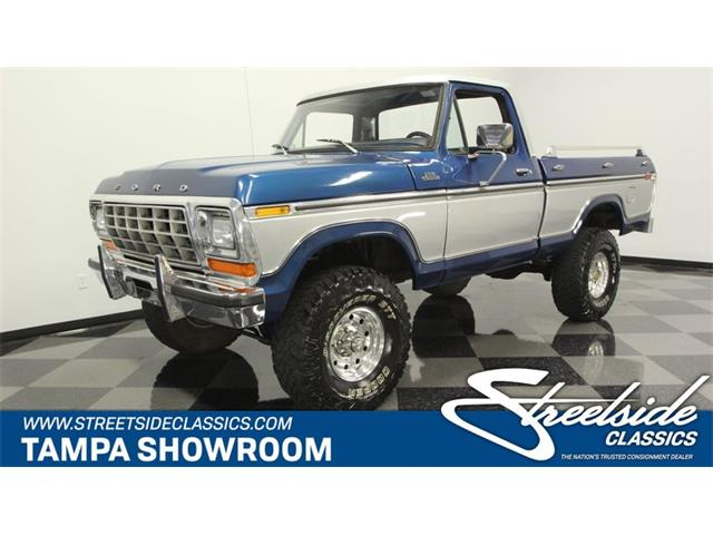 1979 Ford F150 For Sale On Classiccars Com