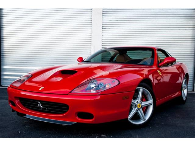 Picture of '02 Ferrari 575 - PAJ4