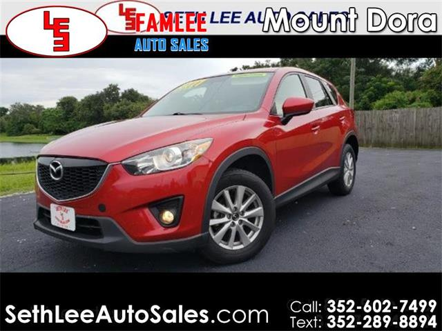 Picture of 2015 Mazda CX-5 located in Tavares Florida Offered by  - PE7H