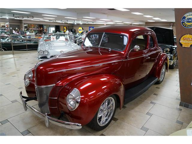 Picture of Classic 1940 Ford Deluxe Auction Vehicle - PE7L