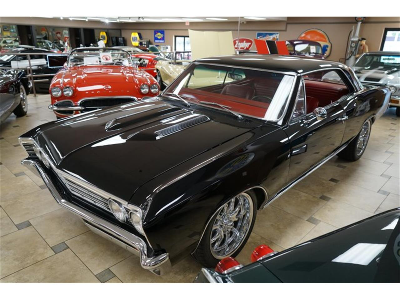 Large Picture of 1967 Chevrolet Chevelle Auction Vehicle Offered by Ideal Classic Cars - PE7P
