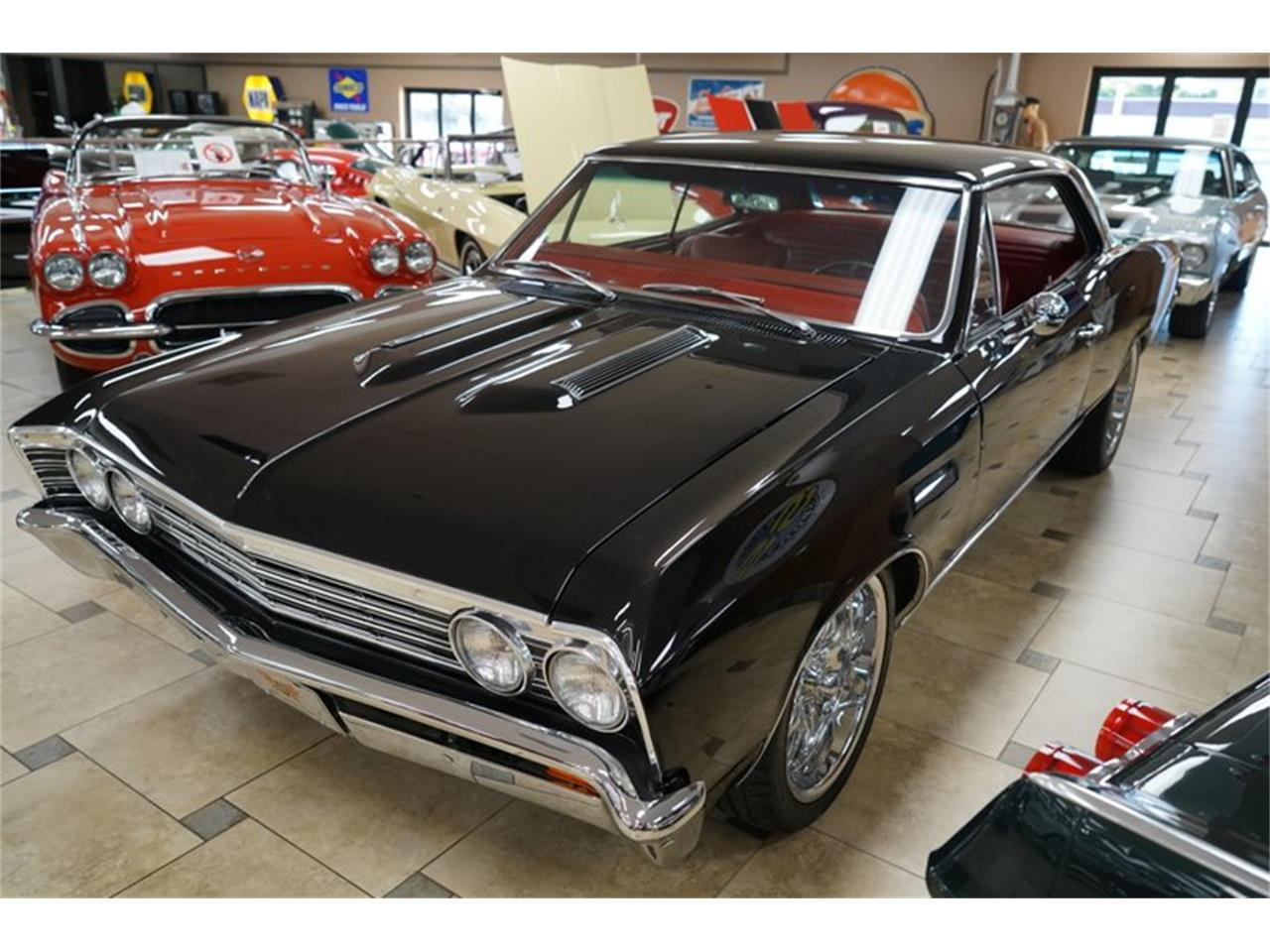 Large Picture of '67 Chevrolet Chevelle located in Venice Florida Auction Vehicle Offered by Ideal Classic Cars - PE7P
