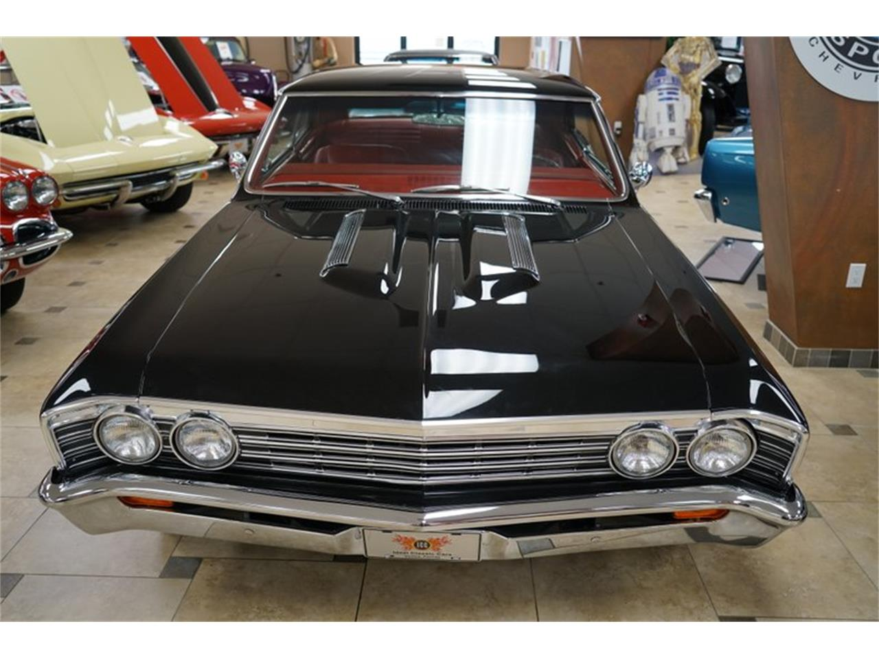 Large Picture of '67 Chevrolet Chevelle Auction Vehicle - PE7P