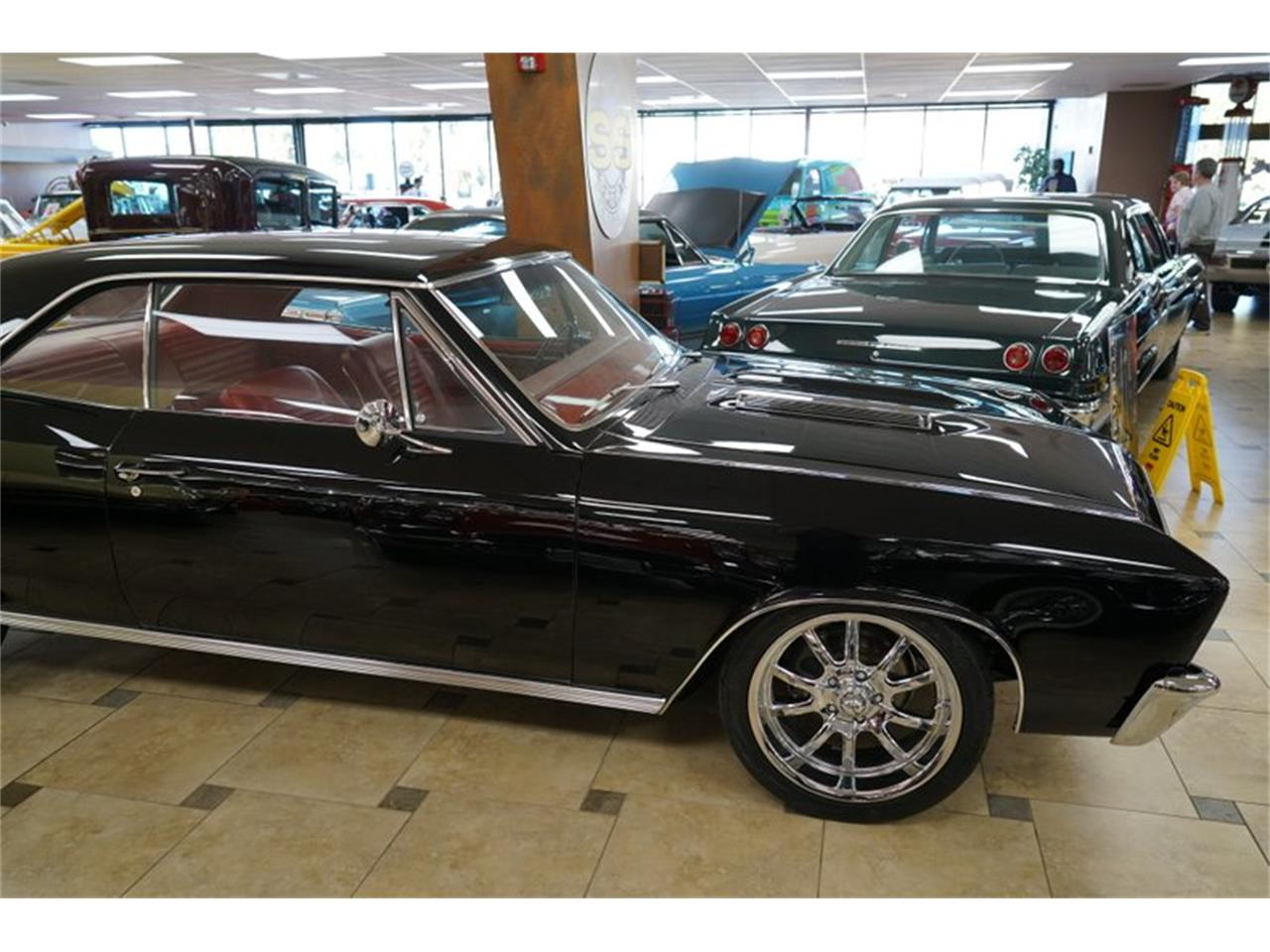 Large Picture of Classic '67 Chevelle located in Florida Auction Vehicle Offered by Ideal Classic Cars - PE7P