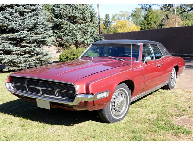Picture of '69 Ford Thunderbird Auction Vehicle Offered by  - PE7V