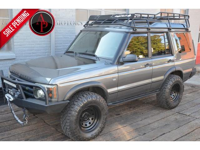 Picture of 2004 Discovery - $13,900.00 Offered by  - PE7W