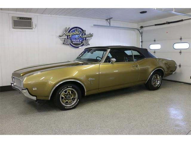 Picture of '69 Cutlass located in Wisconsin - PE8P