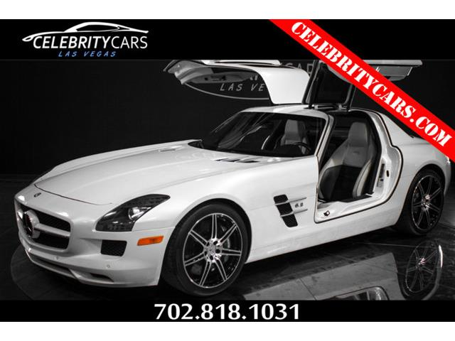 Picture of 2011 SLS AMG located in Nevada - $159,950.00 - PE9A