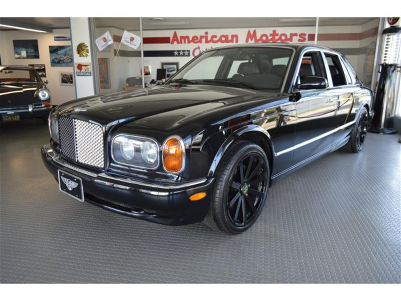 Large Picture of '99 Bentley Arnage located in California Offered by American Motors Customs and Classics - PE9B
