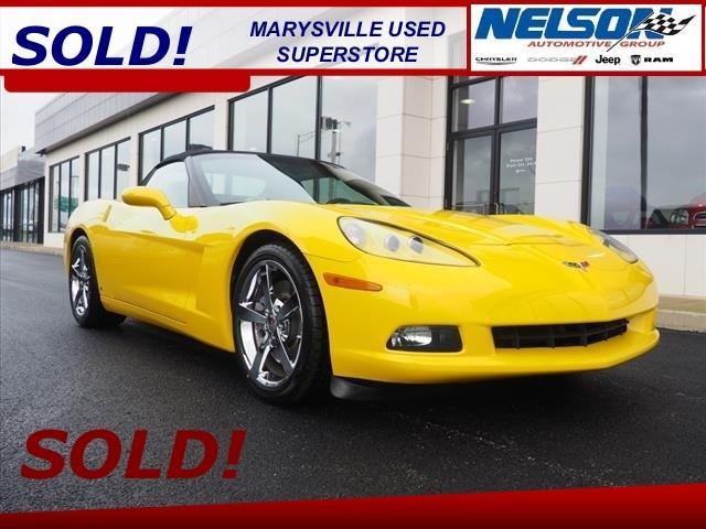 Picture of 2009 Chevrolet Corvette located in Marysville Ohio - $32,999.00 - PE9S