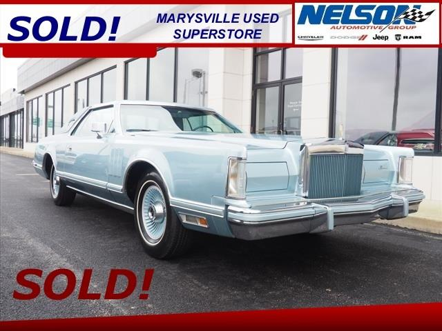 Picture of '78 Lincoln Mark V located in Marysville Ohio - $19,999.00 Offered by  - PE9V