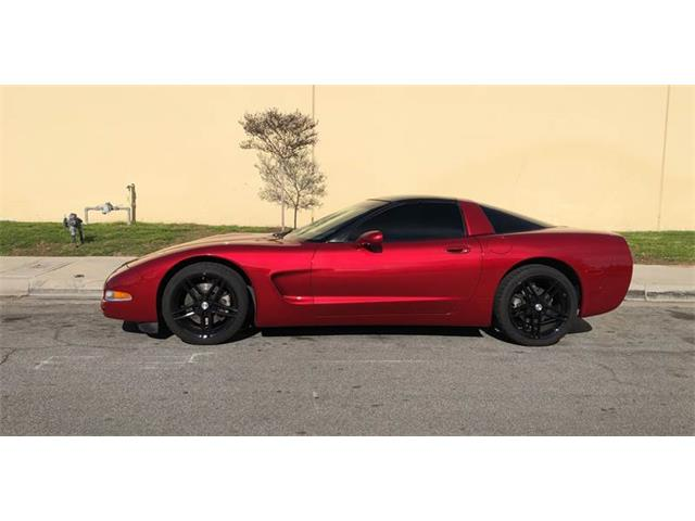 Picture of '00 Corvette - PE9X