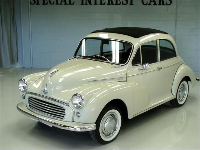 Picture of Classic 1959 Minor Offered by  - PAVG
