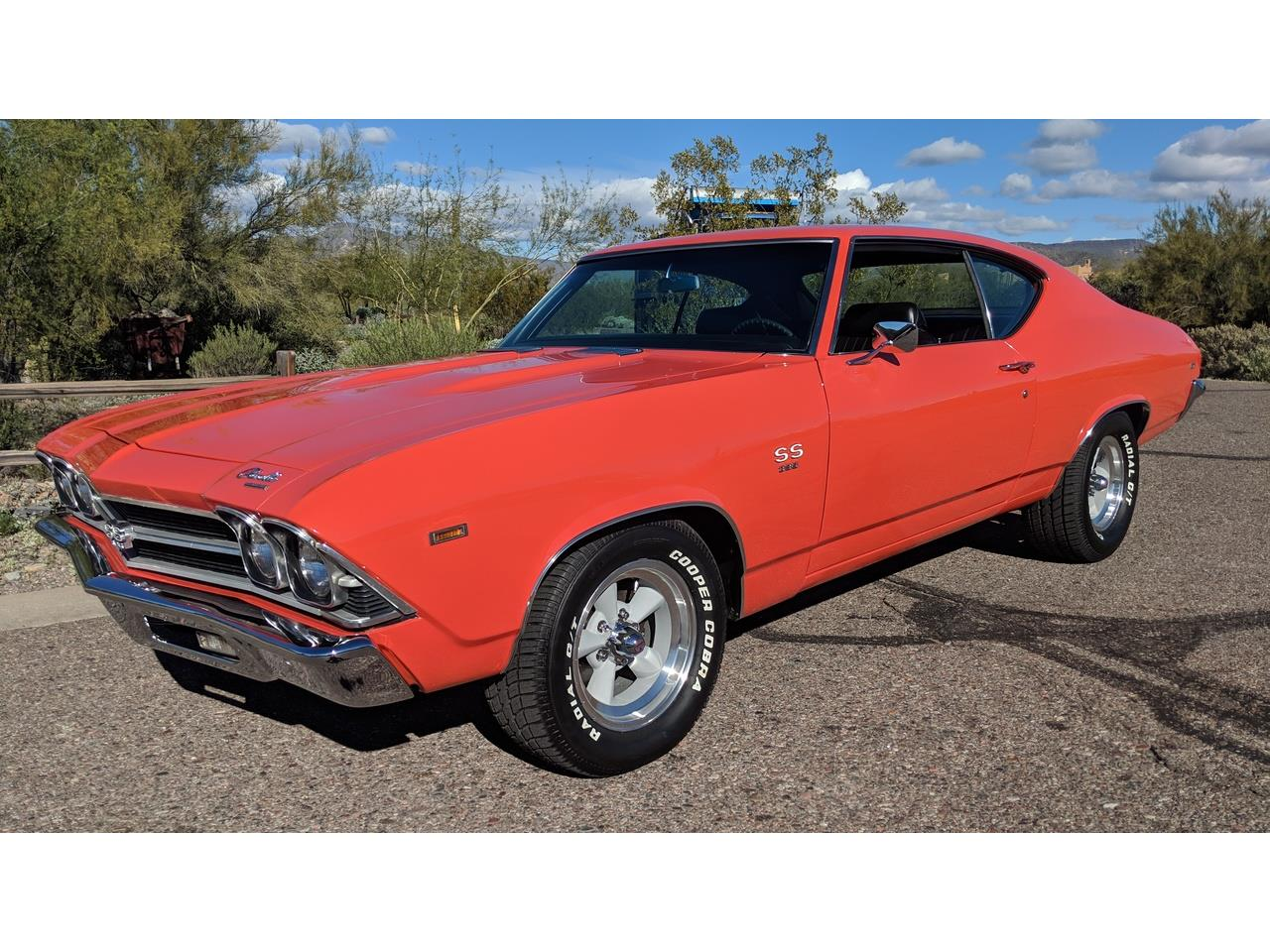 Large Picture of '69 Chevrolet Chevelle SS located in CAVE CREEK Arizona - $54,000.00 - PEBN