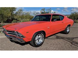 Picture of Classic 1969 Chevrolet Chevelle SS - $54,000.00 Offered by a Private Seller - PEBN