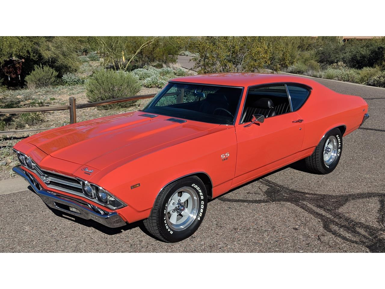 Large Picture of Classic '69 Chevrolet Chevelle SS Offered by a Private Seller - PEBN