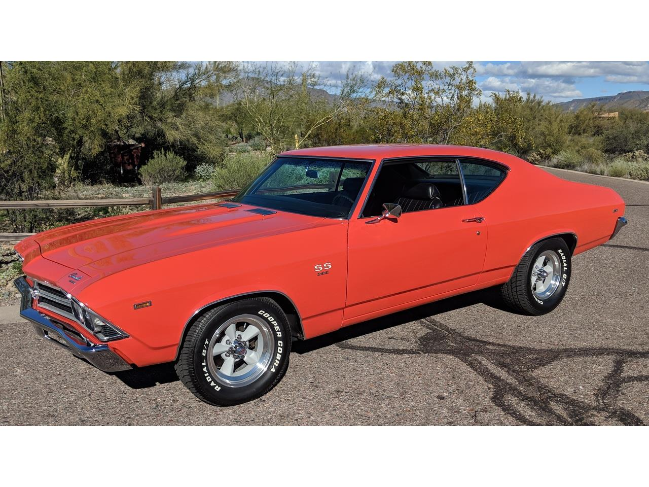 Large Picture of '69 Chevrolet Chevelle SS located in CAVE CREEK Arizona - PEBN