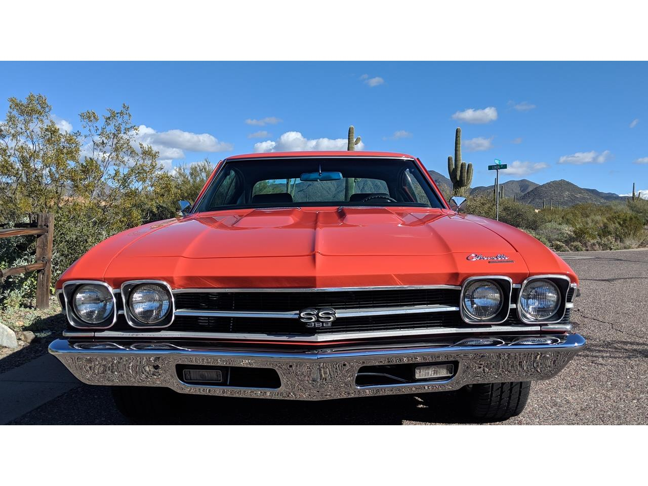 Large Picture of Classic '69 Chevelle SS located in Arizona - PEBN