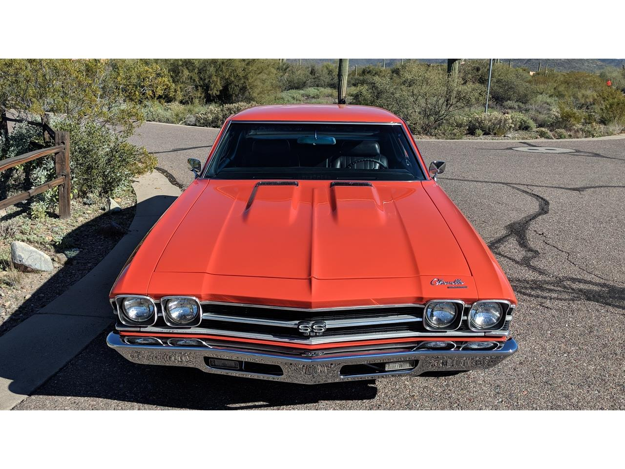 Large Picture of '69 Chevrolet Chevelle SS - PEBN