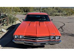 Picture of 1969 Chevelle SS located in CAVE CREEK Arizona - $54,000.00 Offered by a Private Seller - PEBN