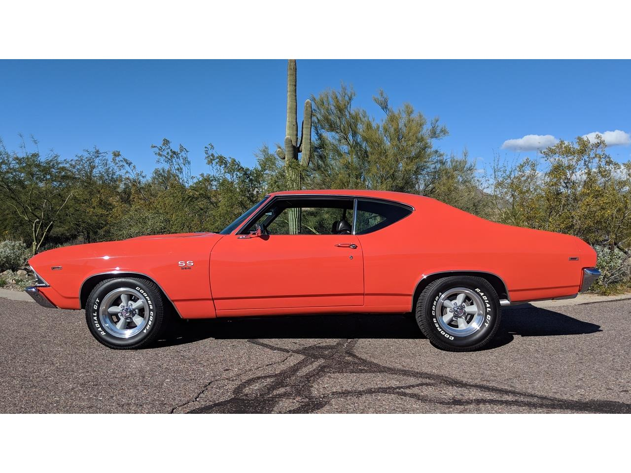 Large Picture of Classic 1969 Chevelle SS located in CAVE CREEK Arizona - PEBN