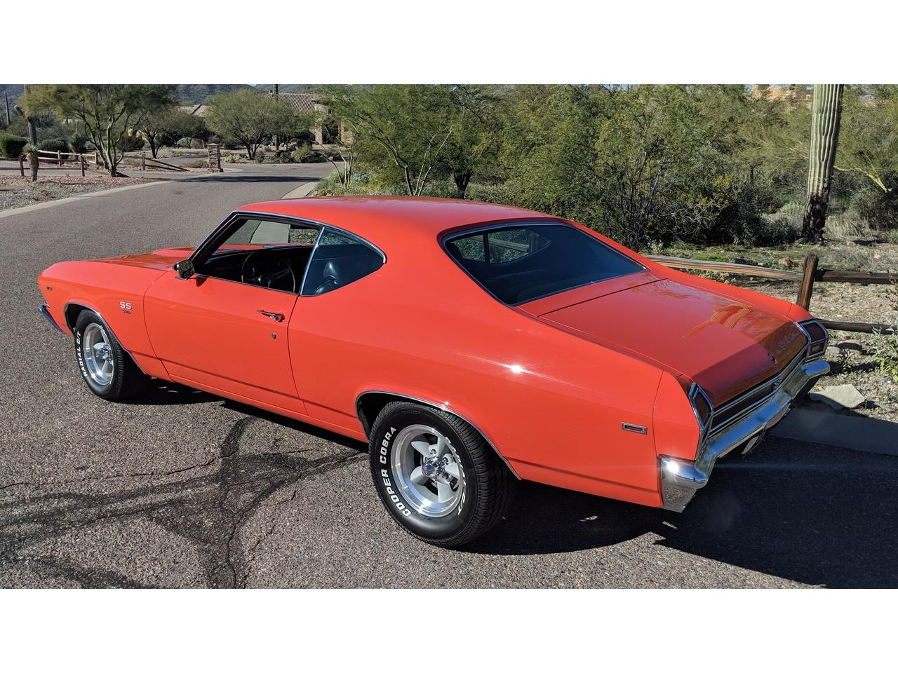 Large Picture of Classic '69 Chevelle SS - $54,000.00 - PEBN