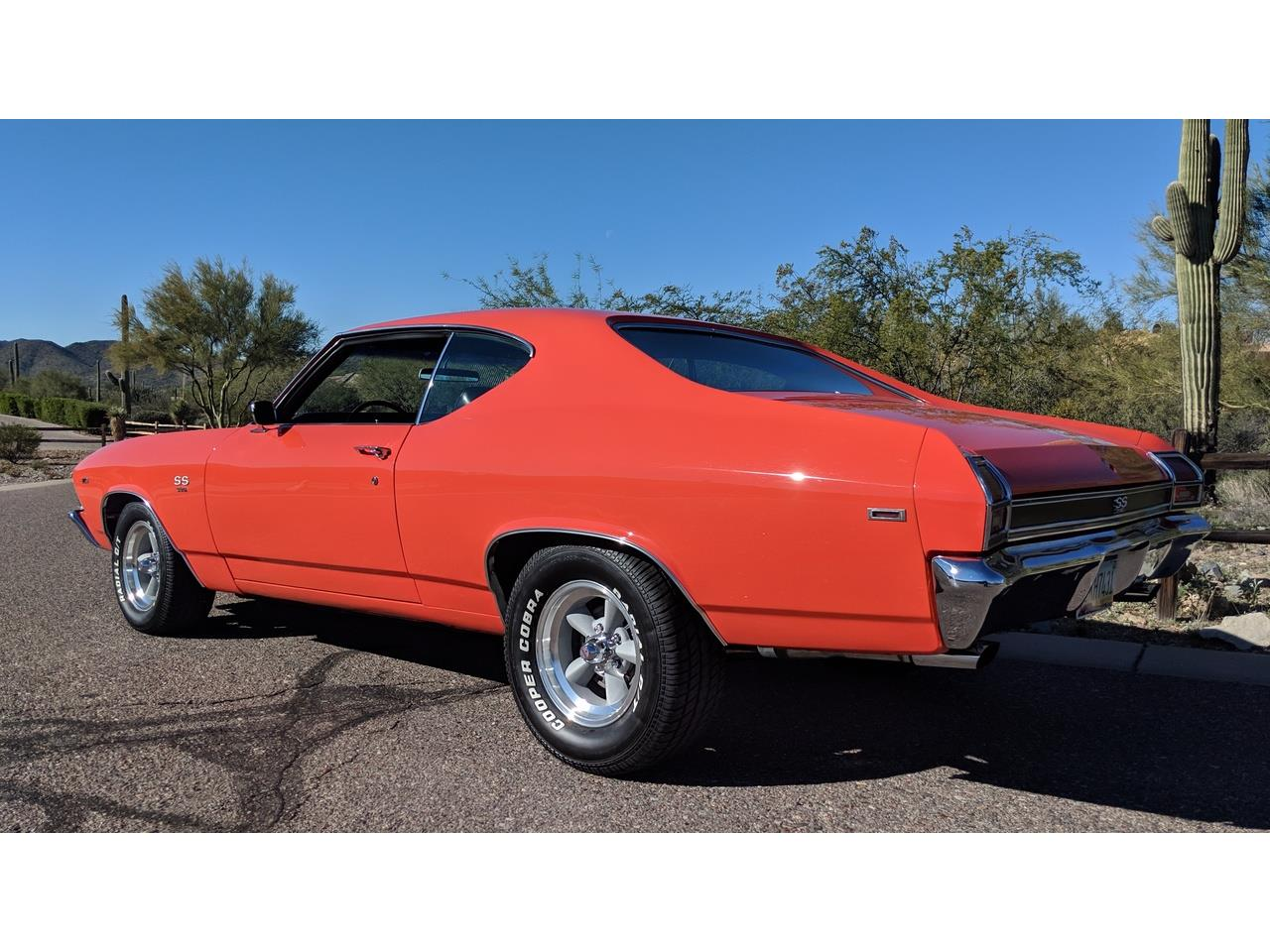 Large Picture of '69 Chevrolet Chevelle SS located in Arizona - $54,000.00 Offered by a Private Seller - PEBN