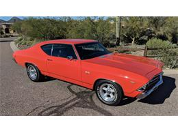 Picture of Classic '69 Chevrolet Chevelle SS located in Arizona - $54,000.00 Offered by a Private Seller - PEBN