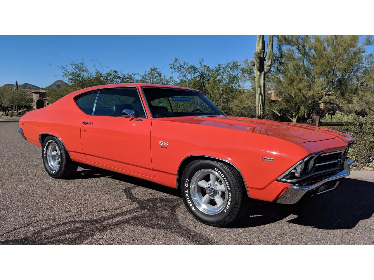 Large Picture of Classic '69 Chevrolet Chevelle SS located in CAVE CREEK Arizona Offered by a Private Seller - PEBN