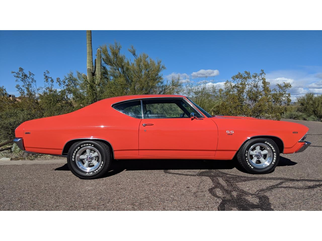 Large Picture of Classic '69 Chevrolet Chevelle SS located in Arizona - PEBN