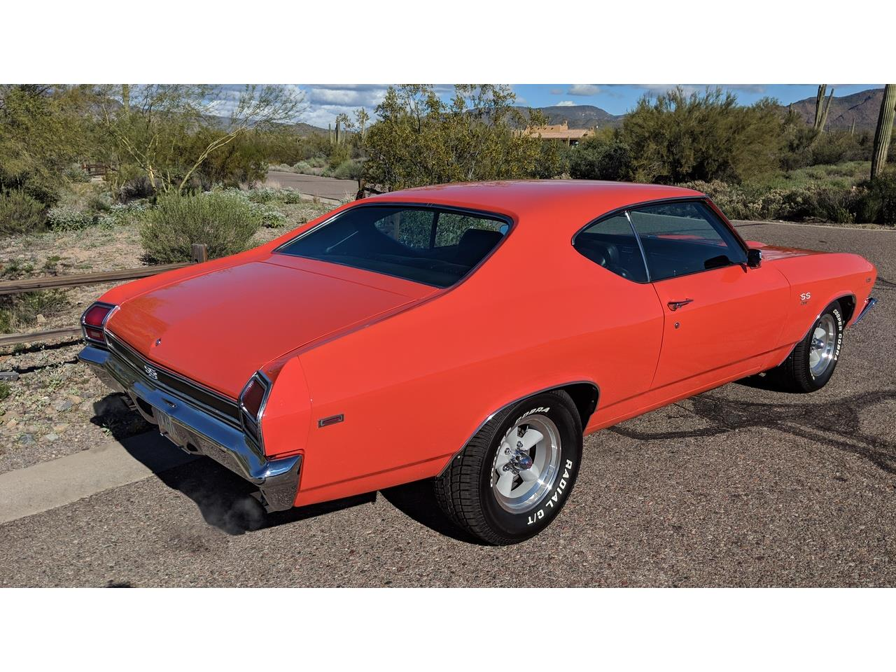 Large Picture of 1969 Chevrolet Chevelle SS located in CAVE CREEK Arizona - $54,000.00 Offered by a Private Seller - PEBN