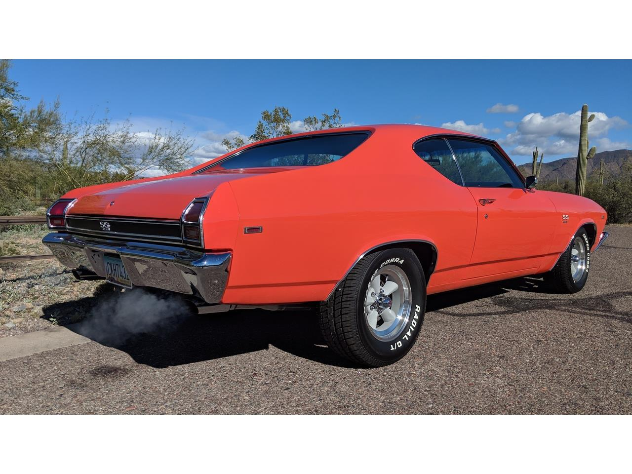 Large Picture of Classic '69 Chevelle SS - PEBN