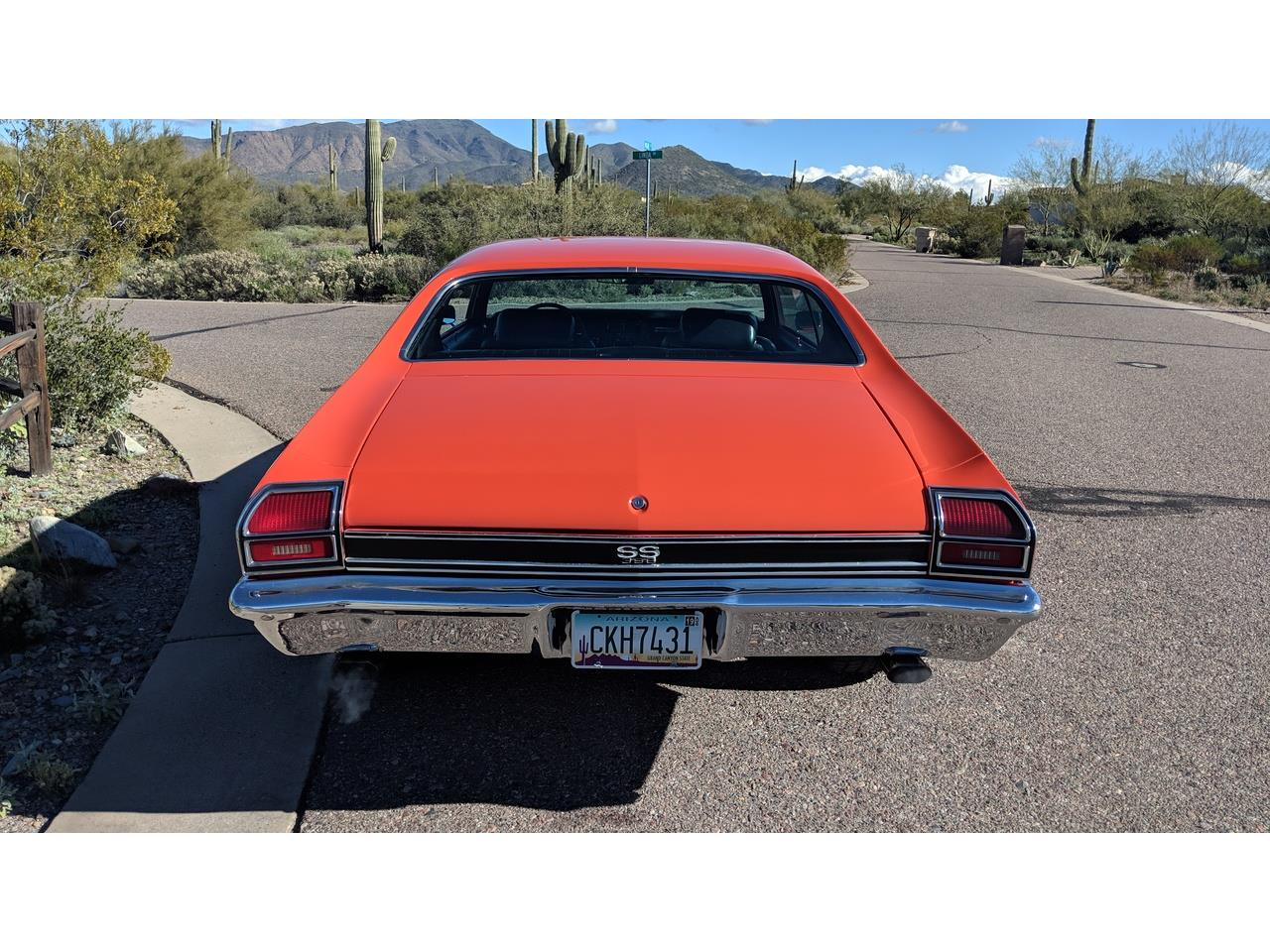 Large Picture of Classic '69 Chevelle SS located in Arizona Offered by a Private Seller - PEBN