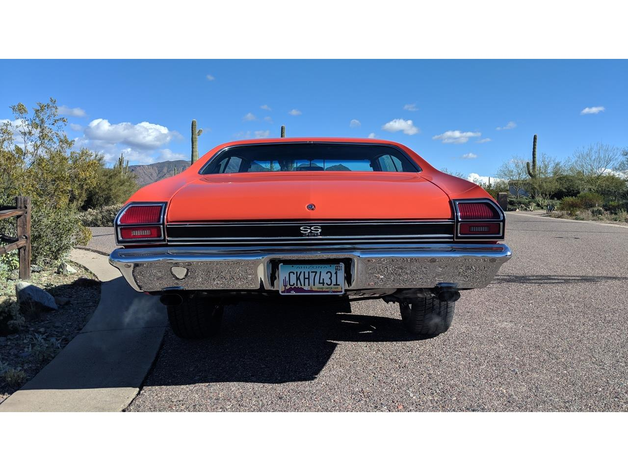 Large Picture of 1969 Chevelle SS - $54,000.00 - PEBN