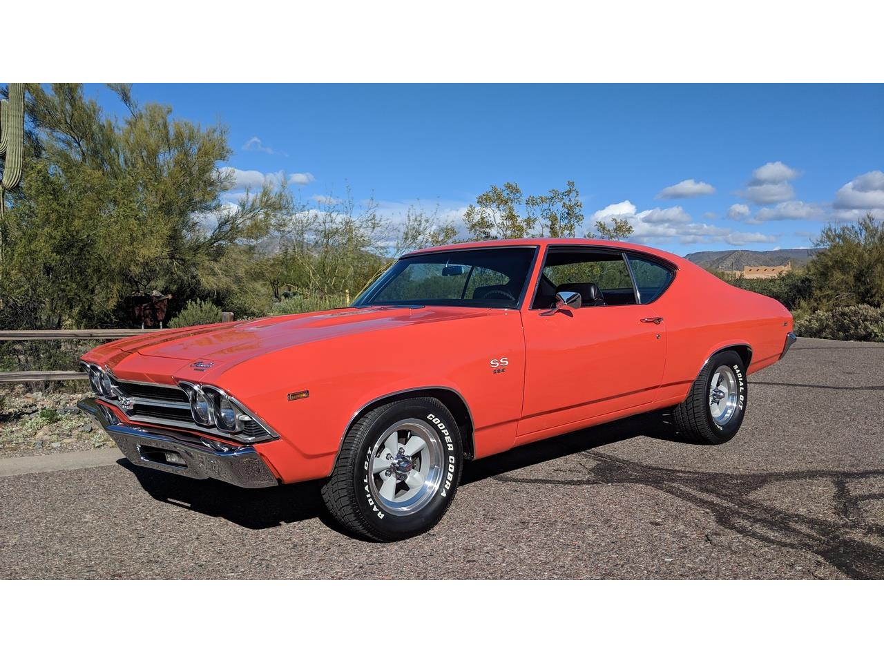 Large Picture of Classic 1969 Chevrolet Chevelle SS Offered by a Private Seller - PEBN
