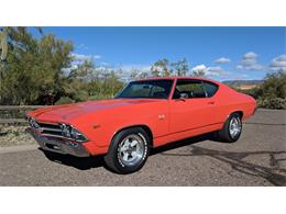 Picture of 1969 Chevrolet Chevelle SS located in CAVE CREEK Arizona - $54,000.00 Offered by a Private Seller - PEBN