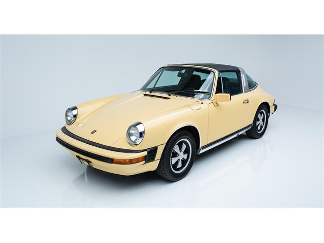 Picture of '77 Porsche 911S 2Dr Targa located in Boise Idaho - $59,995.00 Offered by a Private Seller - PEC1