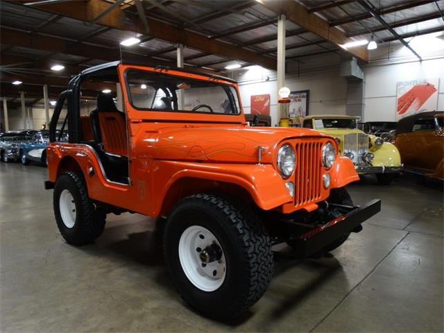 Picture of Classic '59 Willys Jeep located in Costa Mesa California - $39,900.00 Offered by  - PEC6