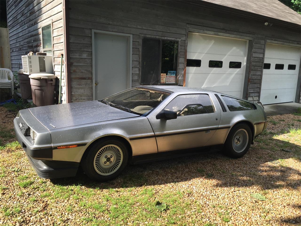Large Picture of 1982 DMC-12 located in Virginia Offered by a Private Seller - PEC7